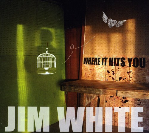 Jim White - Where It Hits You [Import]