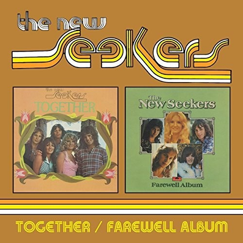 New Seekers - Together / Farewell Album