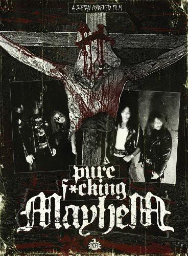 Mayhem - Pure Fucking Mayhem [DVD]