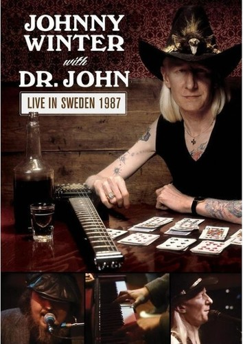 Live in Sweden 1987 Johnny Winter With Dr. John