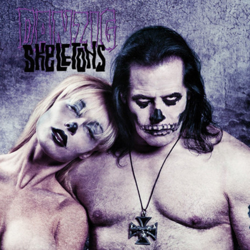 Danzig - Skeletons [Limited Edition Purple/Black Splatter LP]