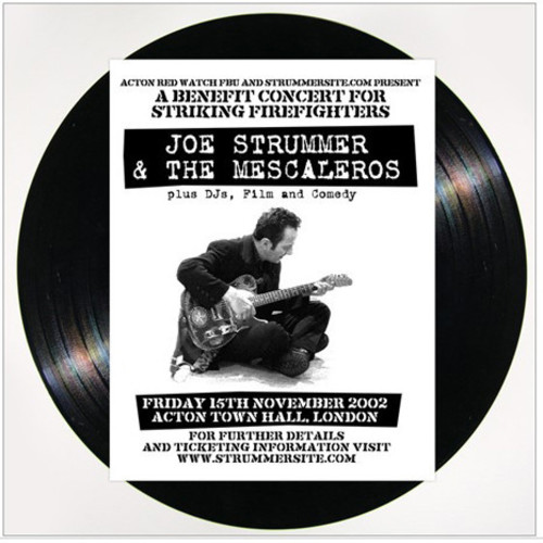 Joe Strummer - Live At Acton [Limited Edition] [Indie Only]