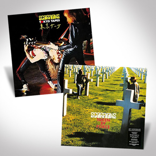 Scorpions Vinyl Bundle
