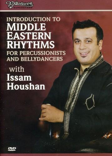 Issam Houshan: Intro to Middle Eastern Rhythms