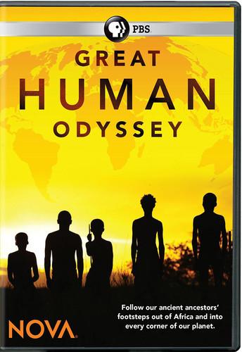 NOVA: Great Human Odyssey
