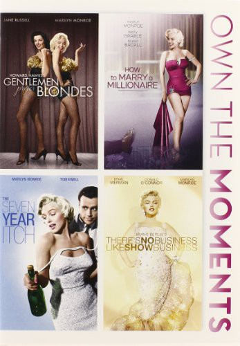 Gentlemen Prefer Blondes /  How to Marry a Millionaire /  The Seven Year Itch /  There's No Business Like Show Business