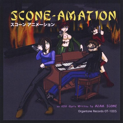 Scone-Amation