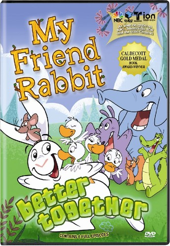 My Friend Rabbit: Better Together
