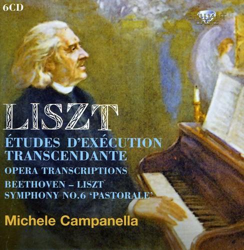 Etudes D'execution Transcendante: Opera Transcrit