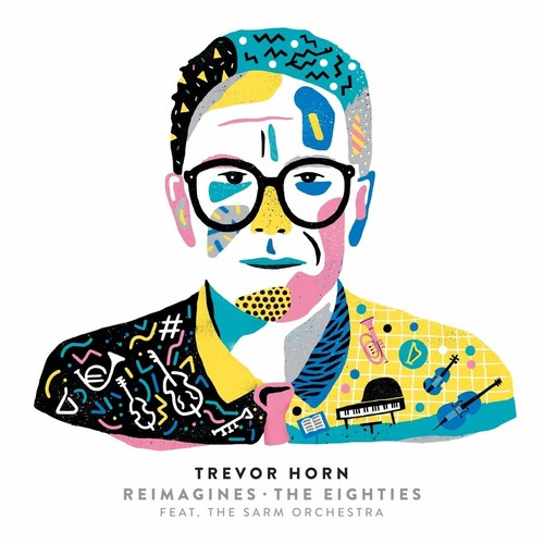 Trevor Horn - Trevor Horn Reimagines The Eighties (Japanese Ed) [Import 2CD]