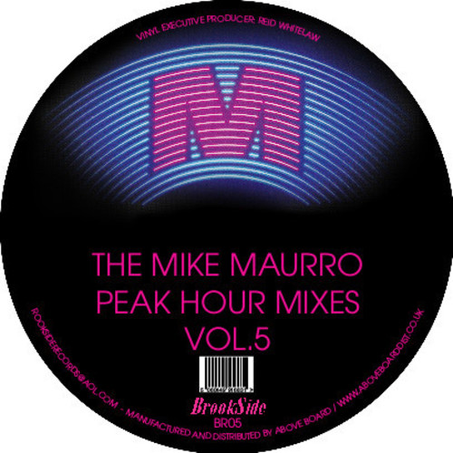 Mike Maurro Peak Hour Mixes Vol. 5