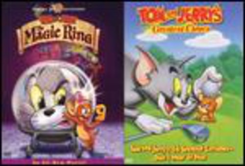 Tom & Jerry-Magic Ring/ Greatest Chases