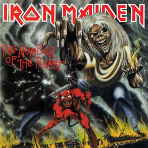 Iron Maiden - Number Of The Beast (Jpn) [Remastered]
