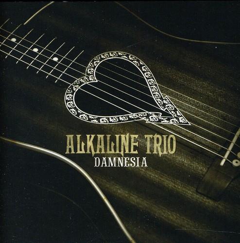 Alkaline Trio - Damnesia [Import]