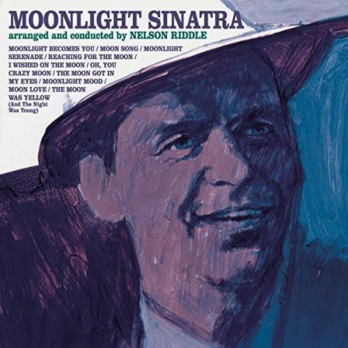 Frank Sinatra - Moonlight Sinatra [Limited Edition LP]