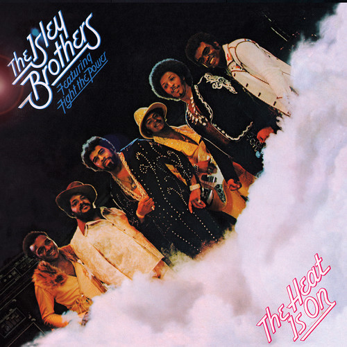 The Isley Brothers - The Heat Is On [Limited Edition Red Vinyl]