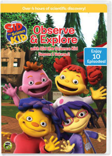 Sid The Science Kid: Observe And Explore With Sid