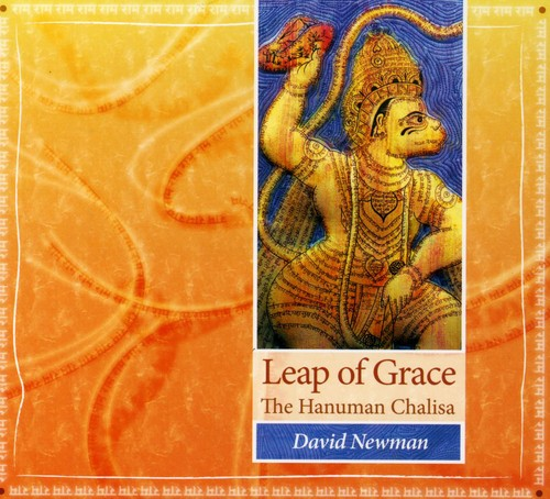 Leap of Grace: The Hanuman Chalisa