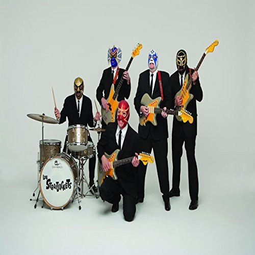 Los Straitjackets - Los Straitjackets Play Some Of The Great [Download Included]