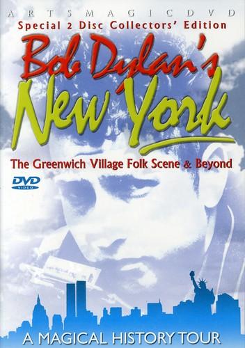 Bob Dylan's New York