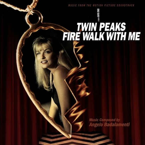 Angelo Badalamenti Ger - Twin Peaks: Fire Walk With Me (Music From the Motion Picture Soundtrack)