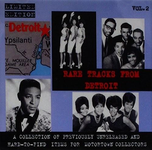 Detroit 2: Rare Tracks /  Various