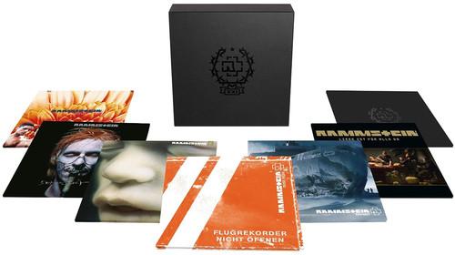 XXI - The Vinyl Box Set [Explicit Content]