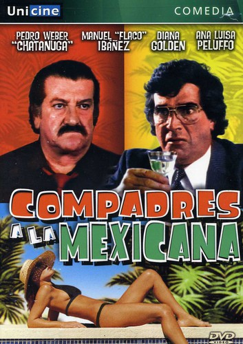 Compadres a la Mexicana