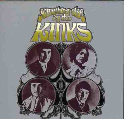 The Kinks-Something Else by the Kinks