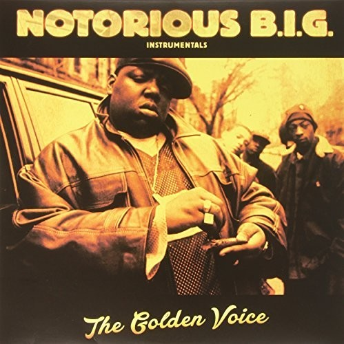 The Notorious B.I.G. - Instrumentals the Golden Voice