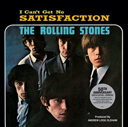 (I Can't Get No) Satisfaction 50th Anniversary
