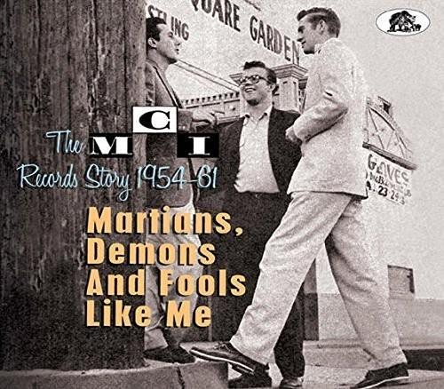 Mci Records Story