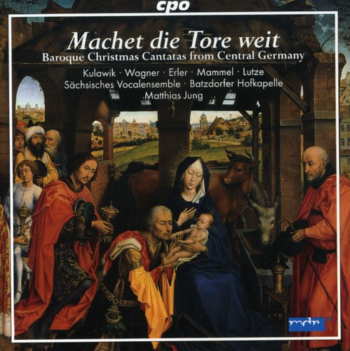 Baroque Christmas Cantatas from Central Germany