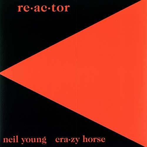 Neil Young & Crazy Horse - Re-Ac-Tor [LP]