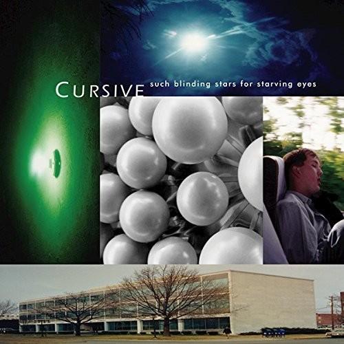 Cursive - Such Blinding Stars For Starving Eyes [Blue LP]