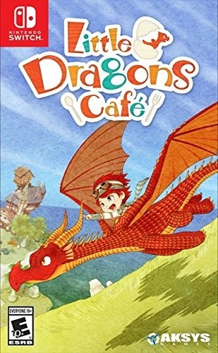 - Little Dragons Cafe