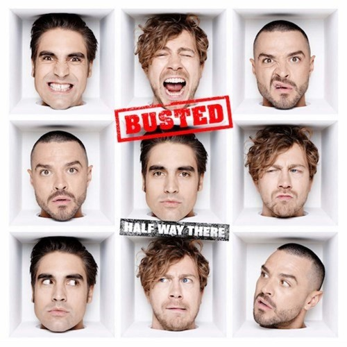 Busted - Half Way There [Import LP]