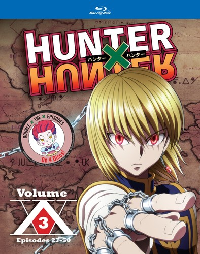 Hunter X Hunter Set 3 (Standard Edition)