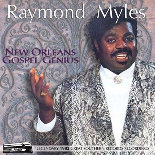 Raymond Anthony Myles - New Orleans Gospel Genius [LP]