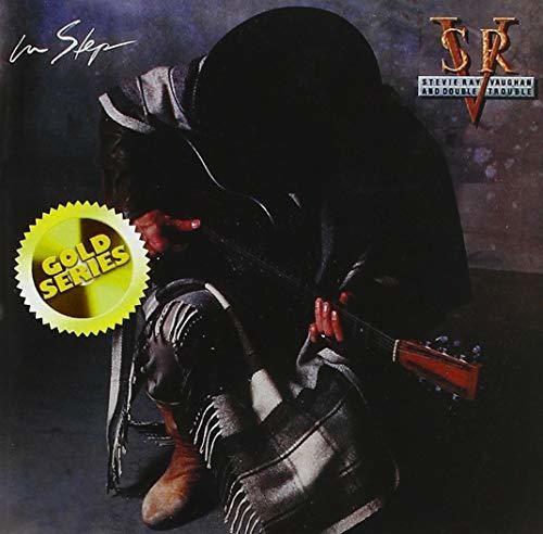Stevie Vaughan Ray - In Step (Gold Series)