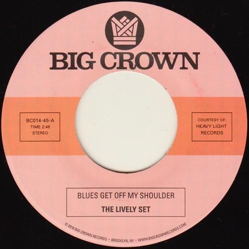 Blues Get Off My Shoulder /  I'm Begging You