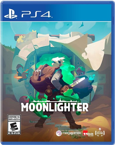 - Moonlighter for PlayStation 4