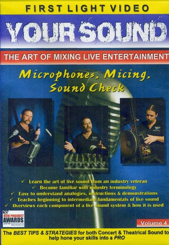 Microphones, Micing and Sound Check