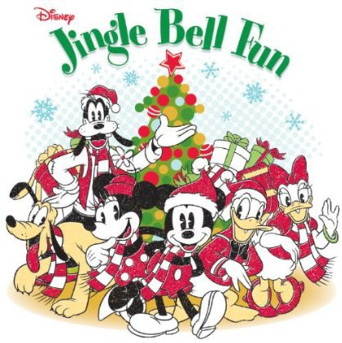 Various Artists - Disney: Jingle Bell Fun