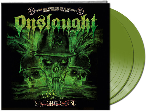 Live At The Slaughterhouse (green Vinyl)