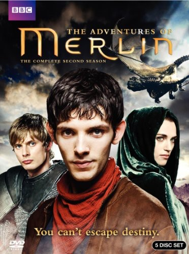 Merlin: Complete Second Season