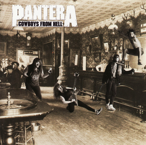 Pantera - Cowboys From Hell [Vinyl]