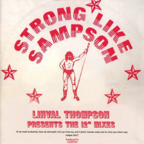 Strong Like Sampson Linval Thompson / Various - Strong Like Sampson: Linval Thompson / Various