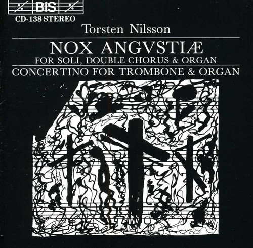 Night of Anguish /  Concertino for Trombone