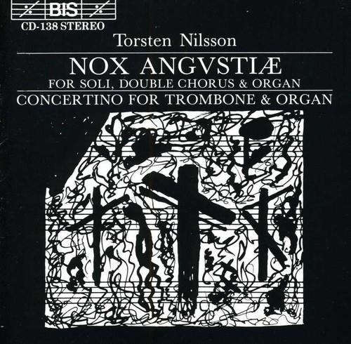 Night of Anguish /  Concertino for Trombone